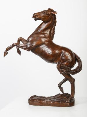 Rearing Horse image 1