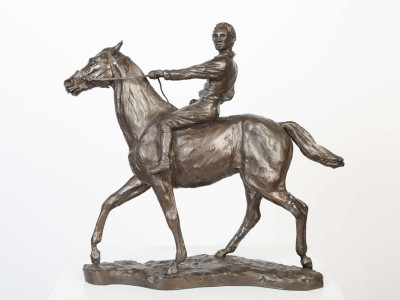 Boy on Horse image 2